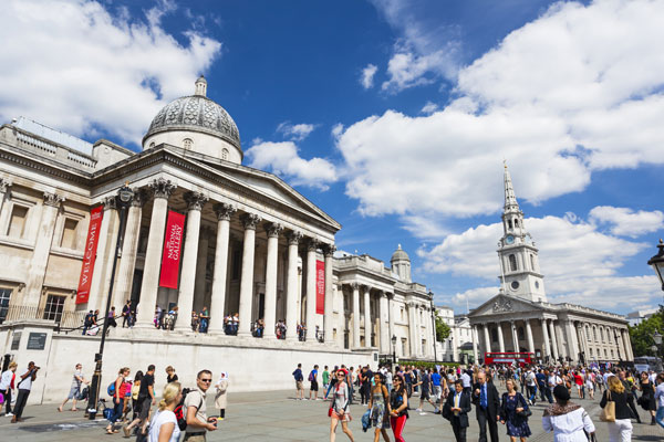 Five Fun Free Things to Do in London