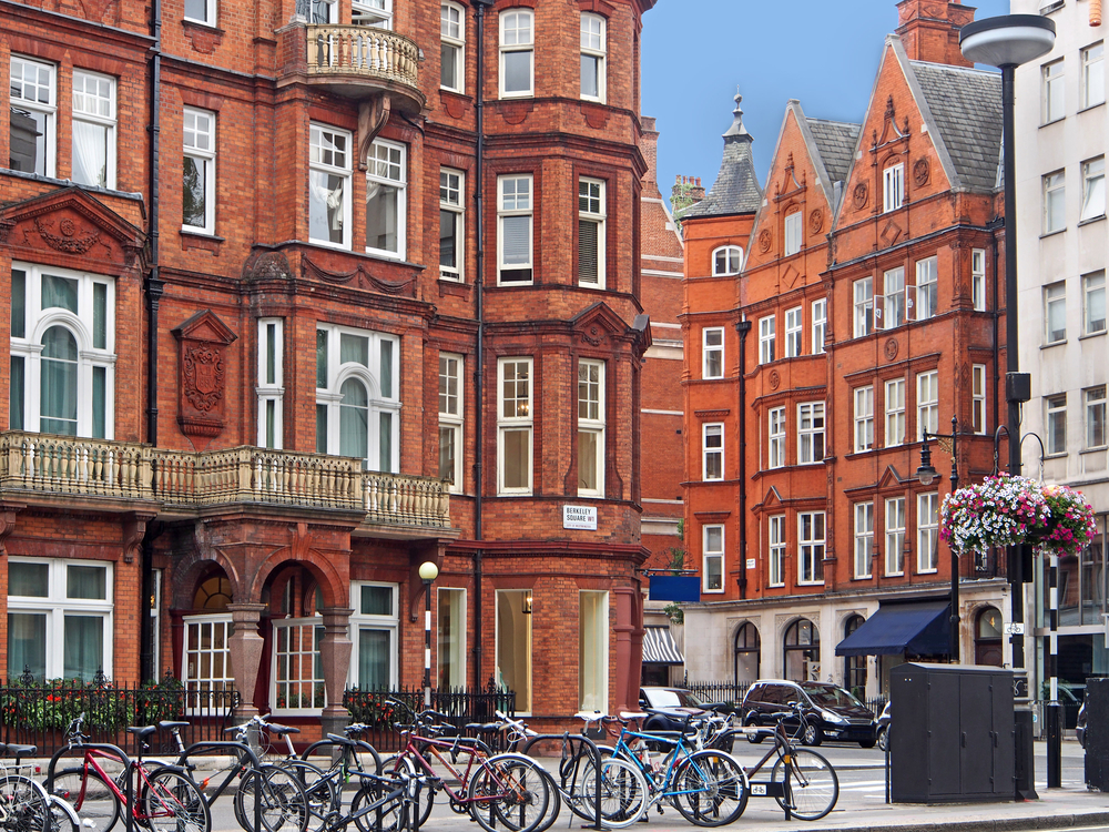 A guide to London's Mayfair area
