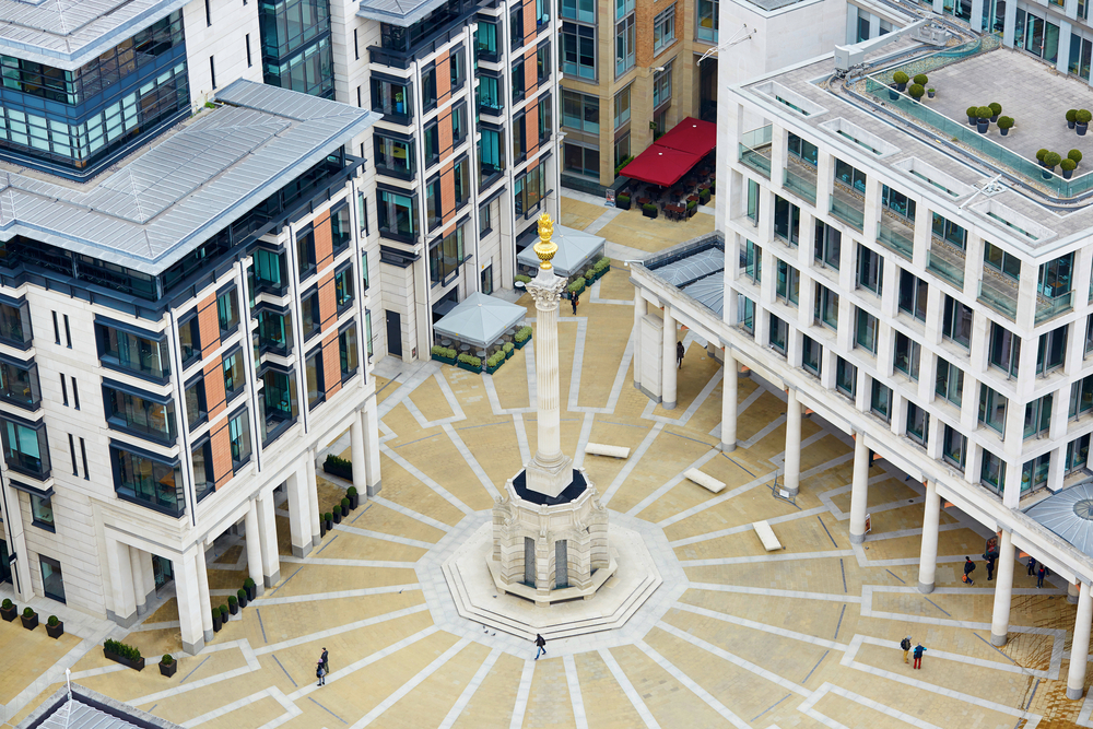 Visit Paternoster Square in London - Montcalm London Marble Arch