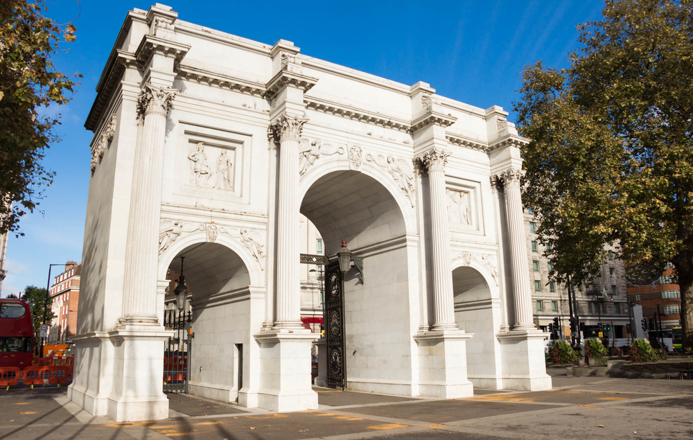 The History Of Marble Arch Montcalm London Marble Arch