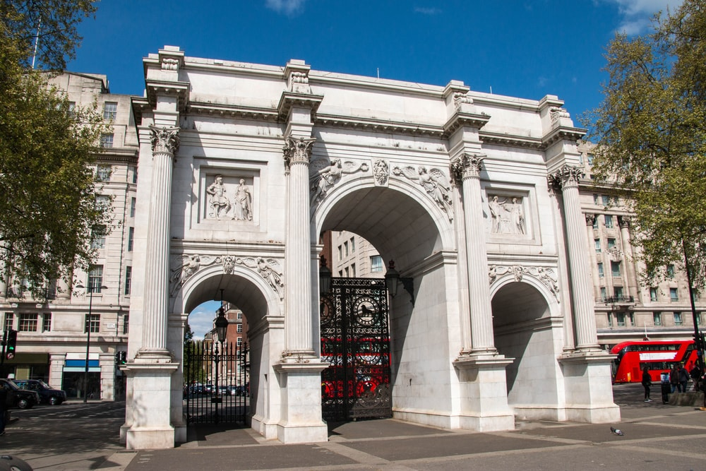 Neighbourhood Guide Marble Arch Montcalm London Marble Arch