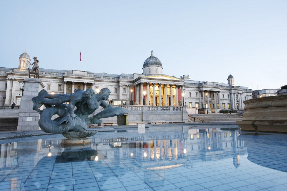 National Art Gallery London