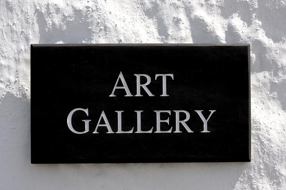 art gallery london