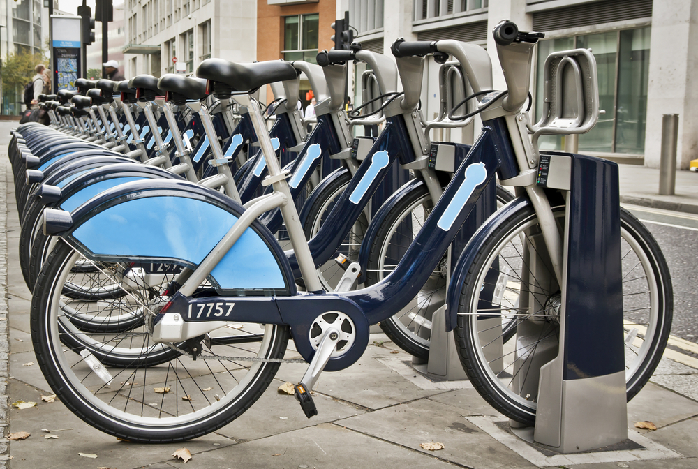 Best places to cycle in london
