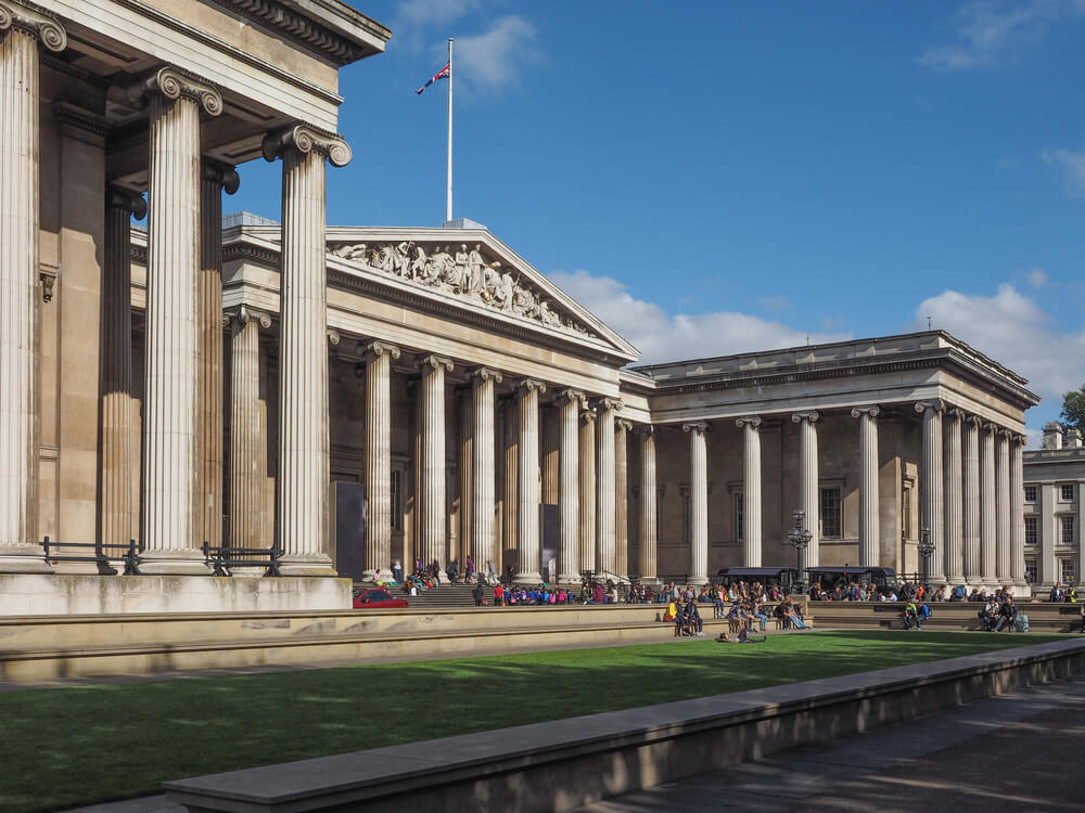The British Museum London