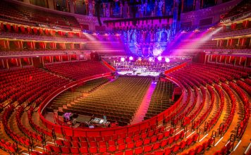 Royal Albert Hall. London, Great Britain