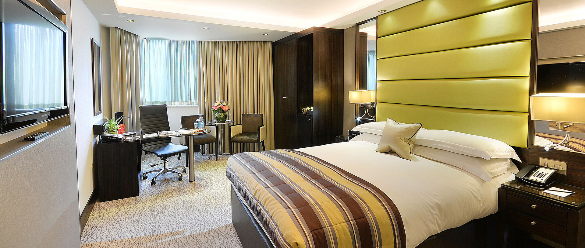 The Executive Club at The Montcalm Marble Arch
