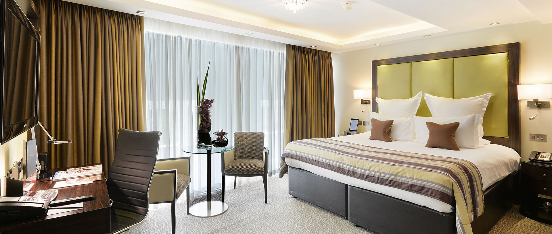 The Junior Suites at The Montcalm Marble Arch