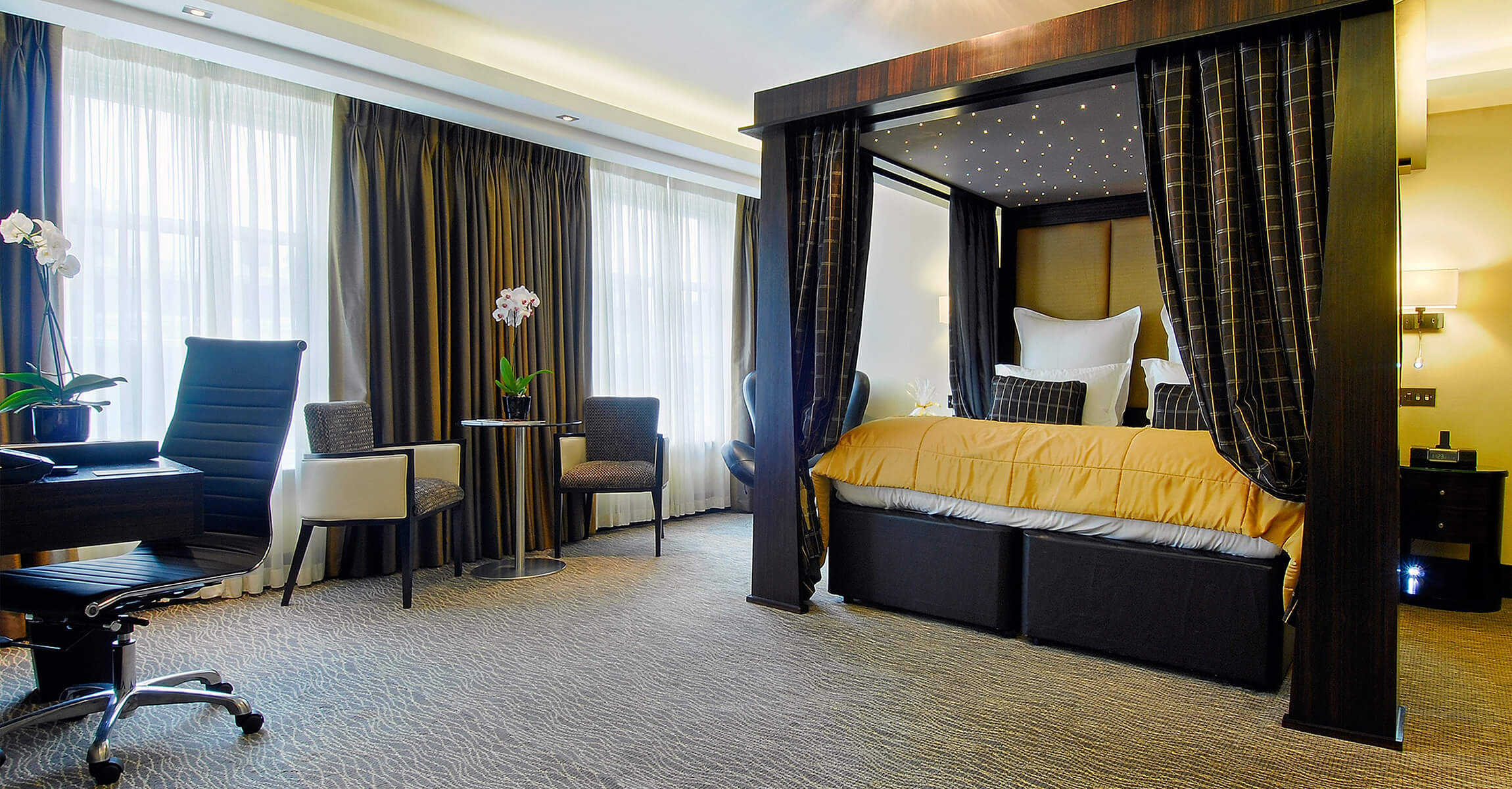 The Royal Suite at The Montcalm Marble Arch
