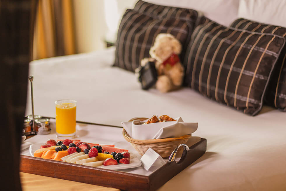 We Are Family Package at MontcalmMarble Arch