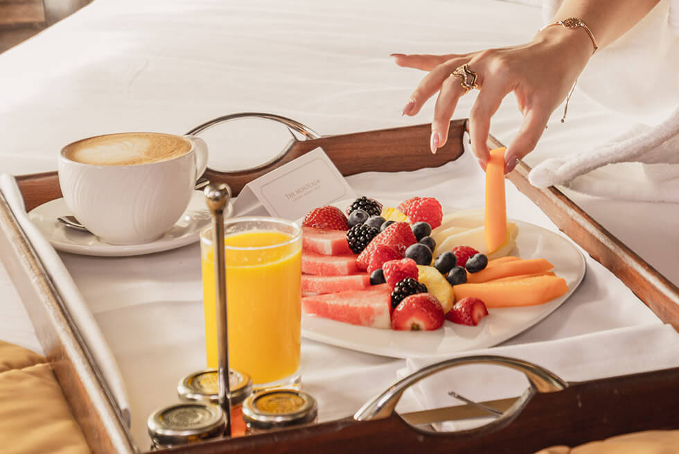 Bed and Breakfast Package at montcalm Marble Arch