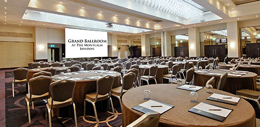Grand Ballroom At The Montcalm