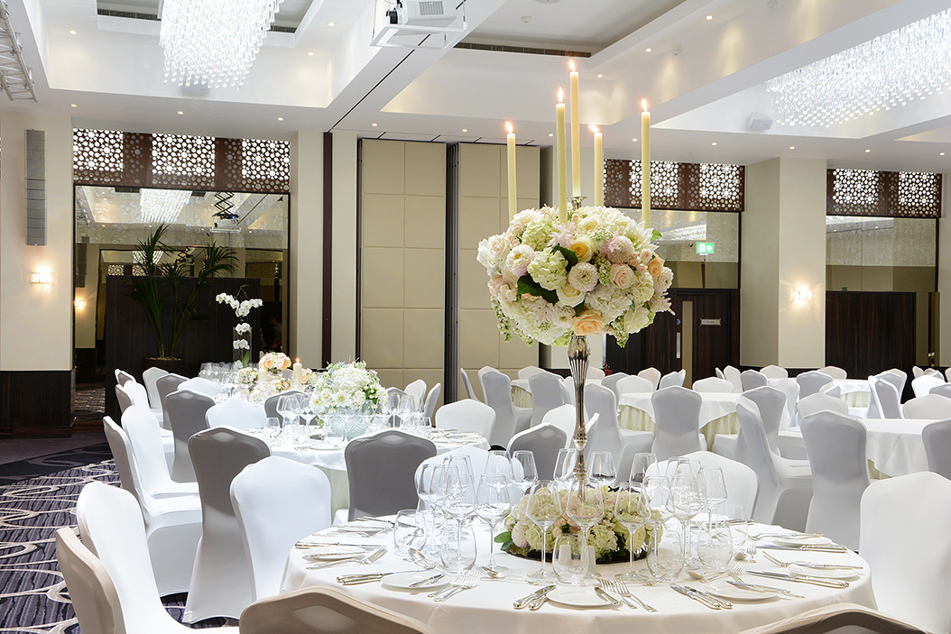 The Grand Ballroom At The Montcalm Marble Arch London