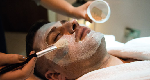 Gentleman's Time Spa Package