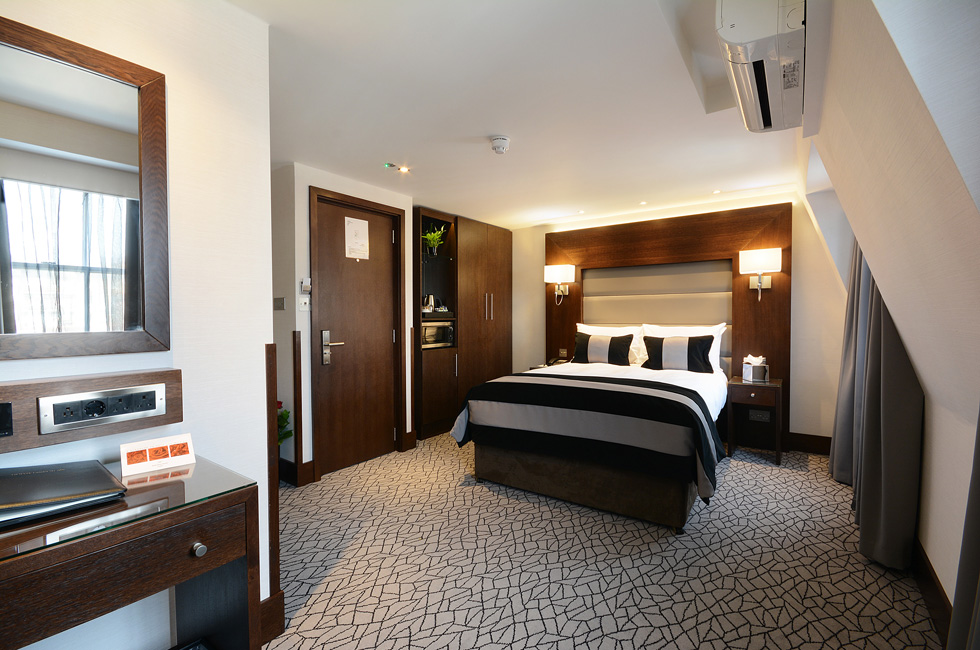 Paddington Court Executive Rooms