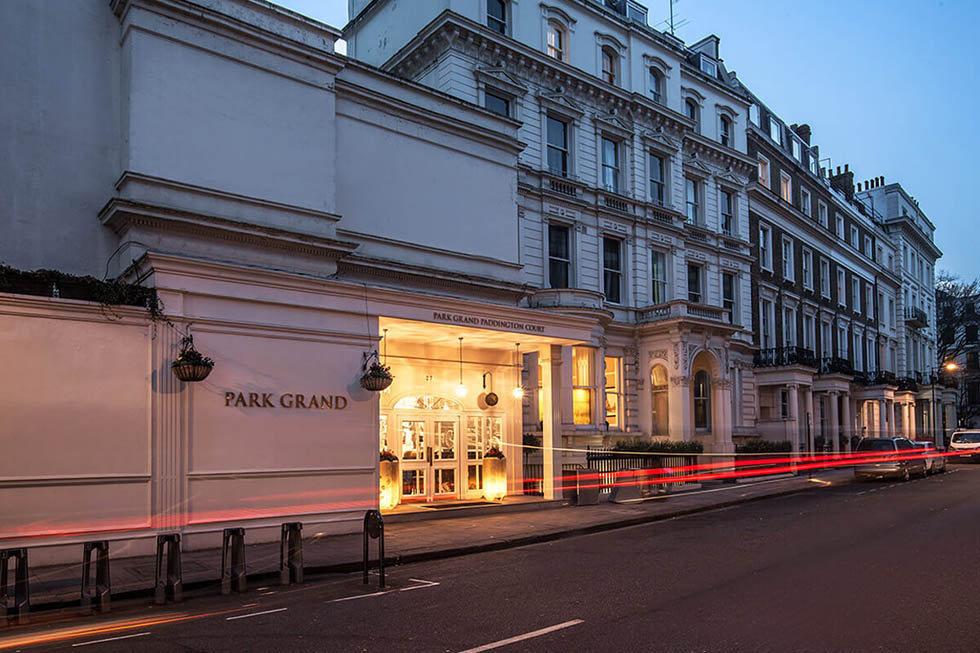 Park Grand Paddington Court London Hotel Near Bus Stops