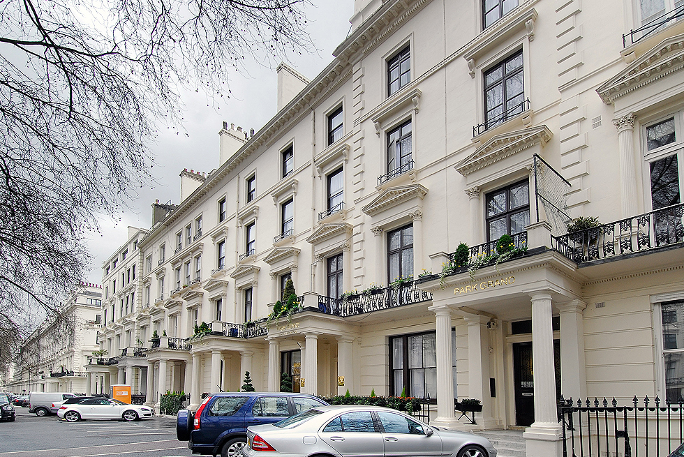 Hyde Park Towers Hotel, Bayswater, Central London
