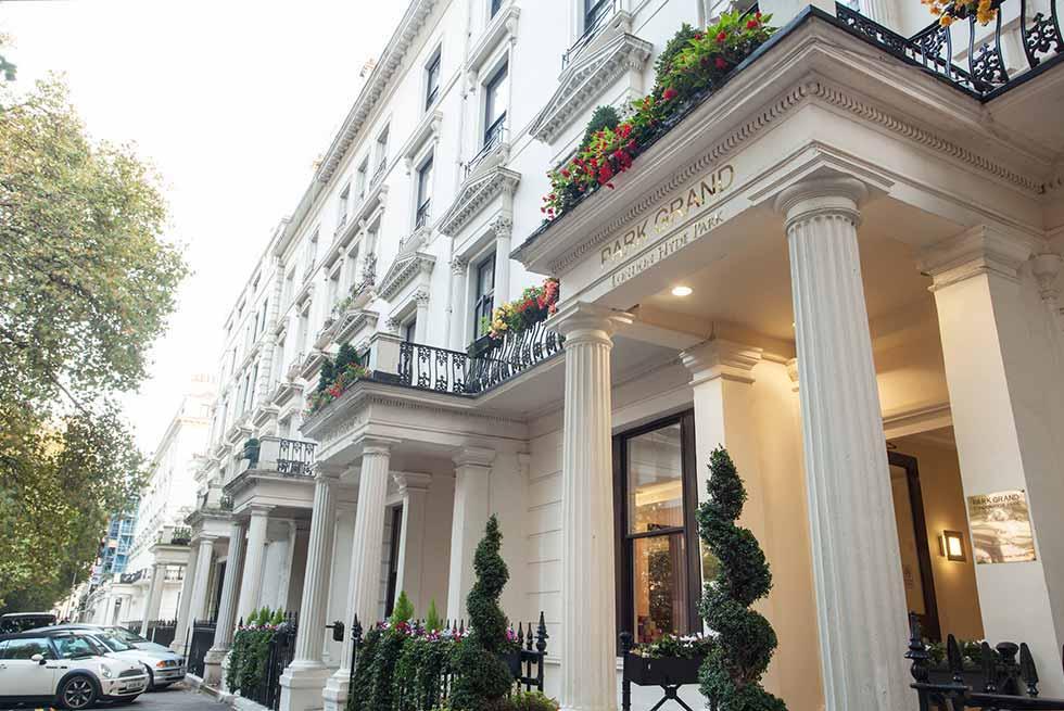 Grand London Hyde Park Hotel