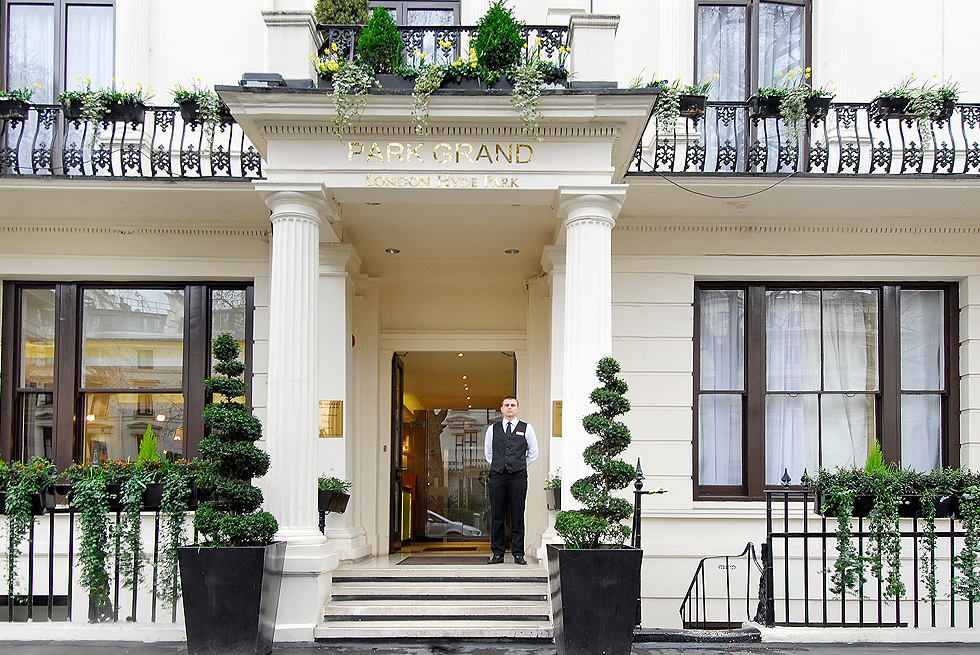 The Grand Hotel London Hyde Park