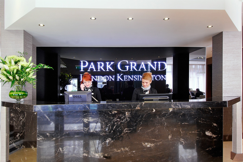photo gallery Park Grand London Kensington