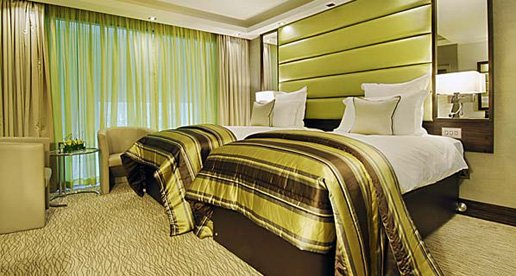 Montcalm Twin Rooms