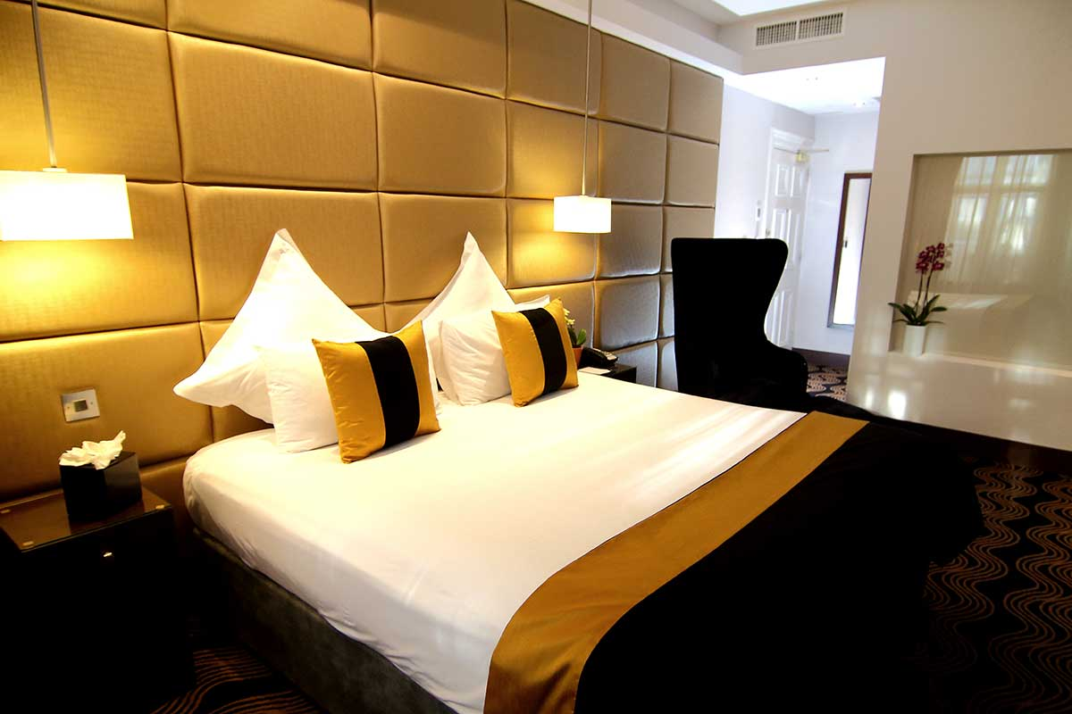 What Is A Double Room In European Hotels
